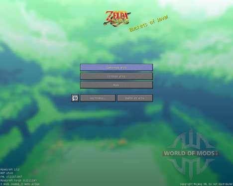 Zelda Minish Cap [16x][1.7.2] para Minecraft
