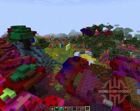 Acid Craft [16x][1.6.4] para Minecraft
