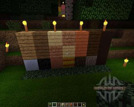 True Craft [64x][1.7.2] para Minecraft