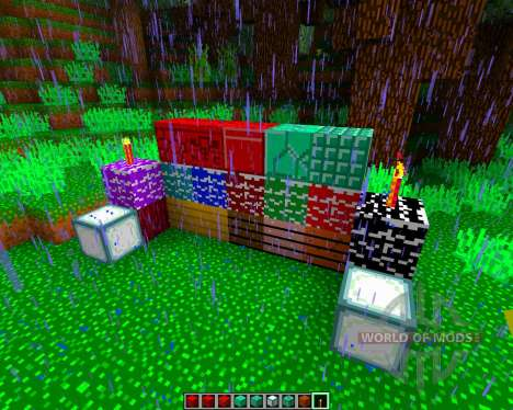 SES 8BIT Texturas [8х][1.8.1] para Minecraft