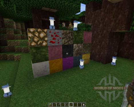 Simple Dayz Resource [32x][1.7.2] para Minecraft
