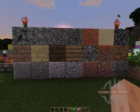 Ayrithias [32x][1.8.1] para Minecraft