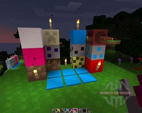 Bubbly Pack [8x][1.7.2] para Minecraft