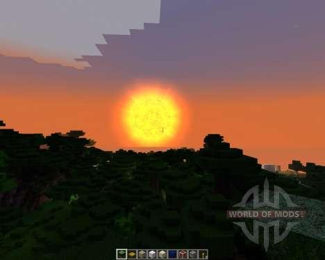 HD Vision [32x][1.7.2] para Minecraft