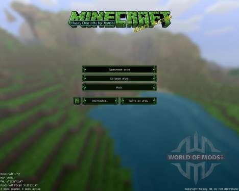 Happy Charlote [16x][1.7.2] para Minecraft