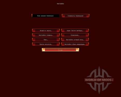Red Alert 3 [32x][1.7.2] para Minecraft