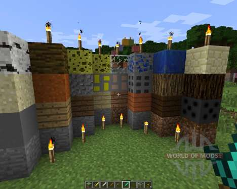 UnComplex Craft [Version: 1.2] [16x][1.7.2] para Minecraft