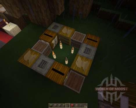 Rune Scape [128x][1.7.2] para Minecraft