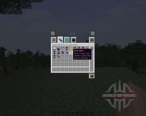 Metroid Cubed 2: Universe [1.7.2] para Minecraft