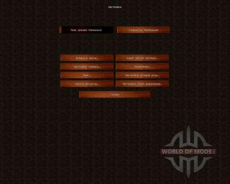 HD Vision [128x][1.7.2] para Minecraft
