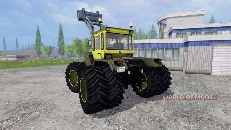 Mercedes-Benz Trac 1800 Intercooler [loader] para Farming Simulator 2015