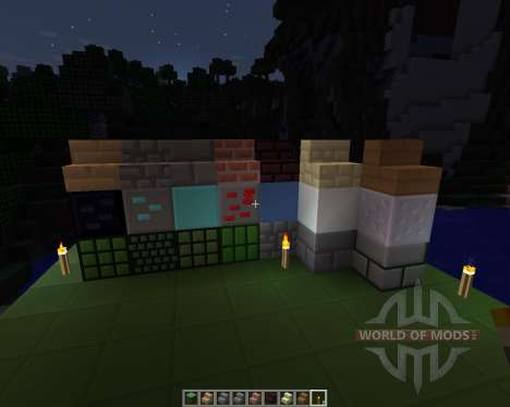 Simple Cubes [16x][1.7.2] para Minecraft