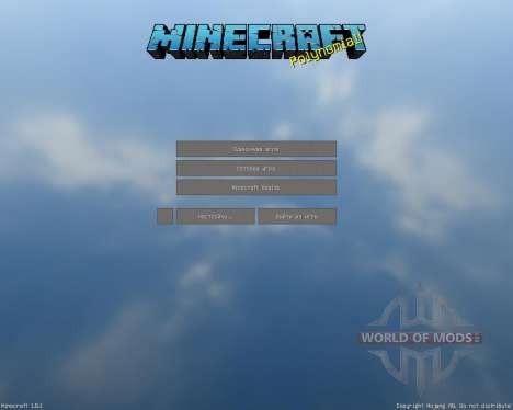 Arcility HD [64x][1.8.1] para Minecraft
