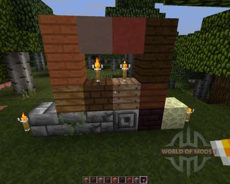 FNI Realistic [64x][1.7.2] para Minecraft