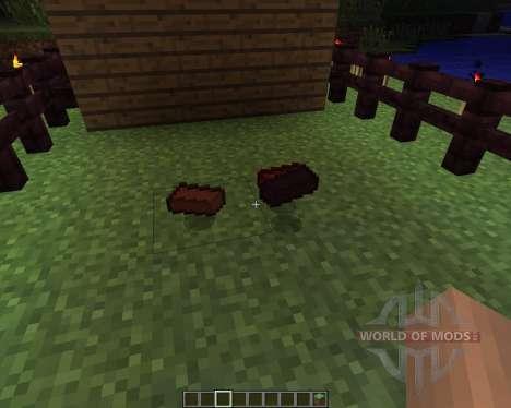 Throwable Bricks [1.6.2] para Minecraft