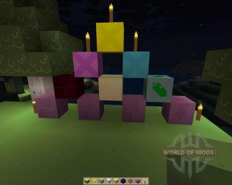 Flutterstorms [64x][1.7.2] para Minecraft
