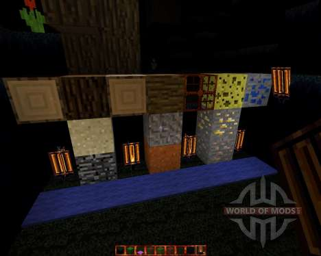 Eternal Night [32x][1.7.2] para Minecraft