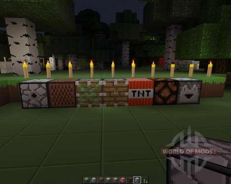 Y-5 pack [32x][1.7.2] para Minecraft