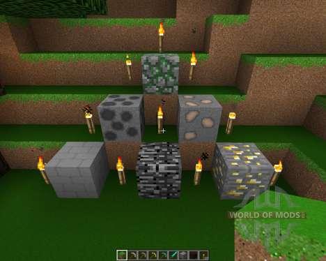 Panda Craft [64x][1.7.2] para Minecraft