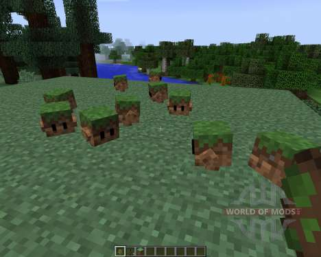 Blocklings [1.7.2] para Minecraft