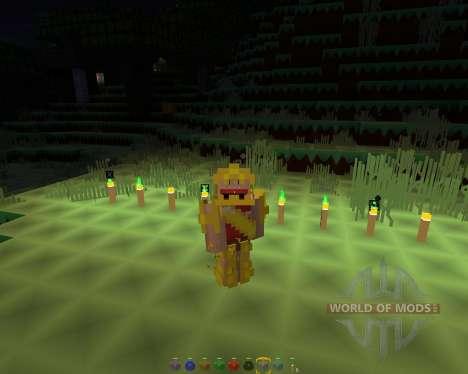Garber [32x][1.7.2] para Minecraft