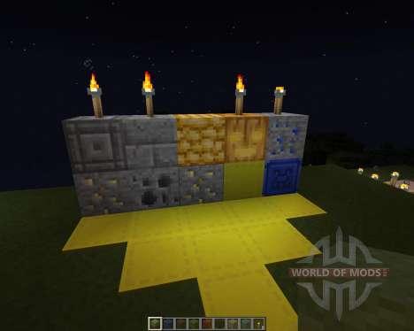 Craftee Pack [16x][1.7.2] para Minecraft