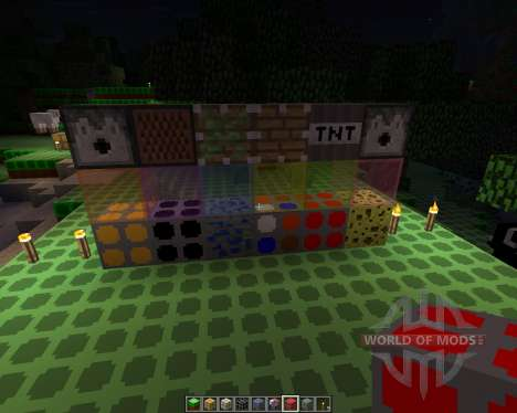 Ninjago Rise of the Nindroids Pack [16x][1.7.2] para Minecraft