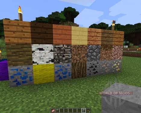 Supracraft [128x][1.8.1] para Minecraft