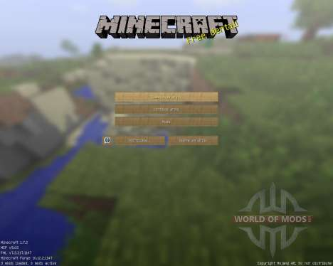 Fillecraft [32x][1.7.2] para Minecraft
