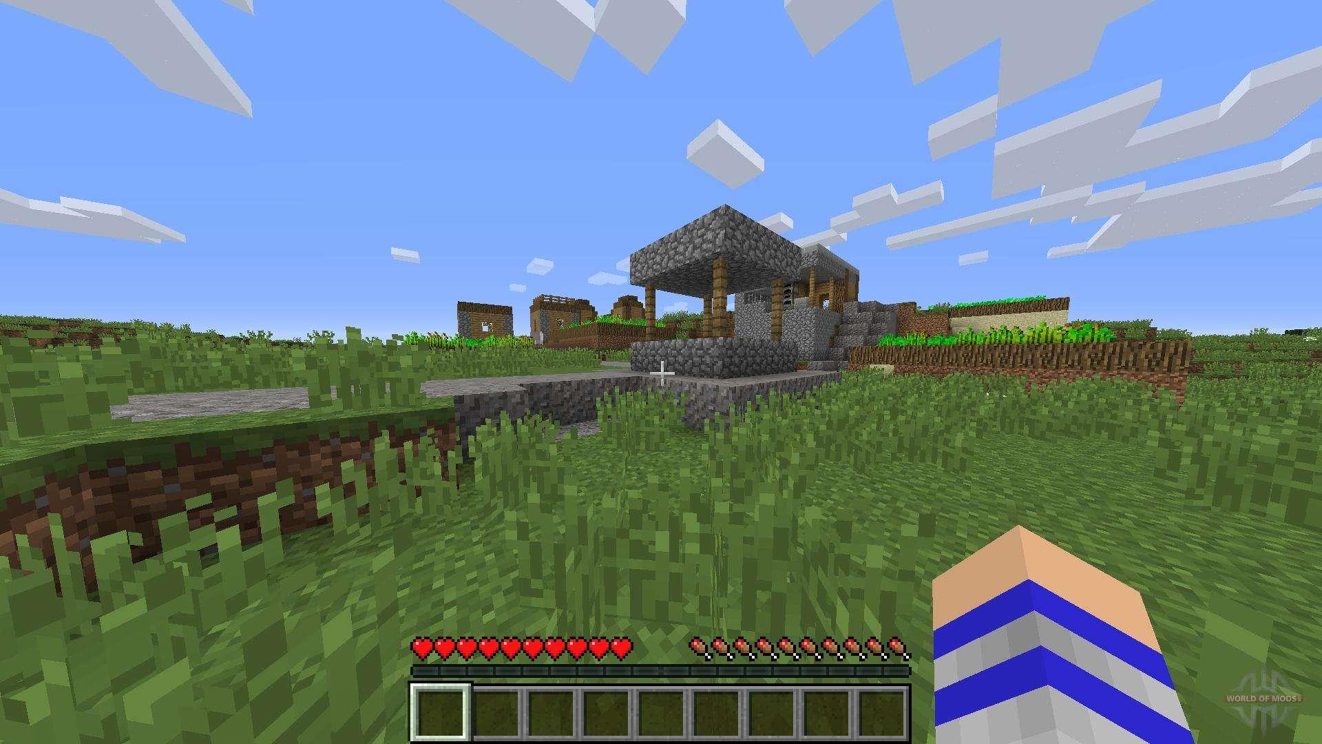Tale of Kingdoms Mod para Minecraft 1.5.1 y 1.5.2