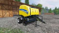 New Holland Roll-Belt 150 para Farming Simulator 2015