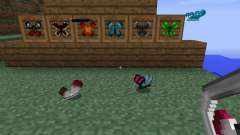 Butterfly Mania [1.6.2] para Minecraft