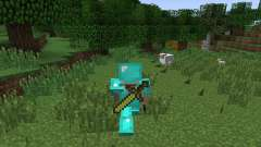 Back Tools [1.7.2] para Minecraft