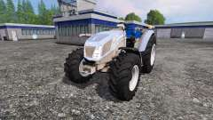 New Holland T4.75 garden edition