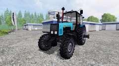 MTZ-1221 Bielorruso SAREx