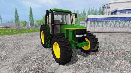 John Deere 6410 para Farming Simulator 2015