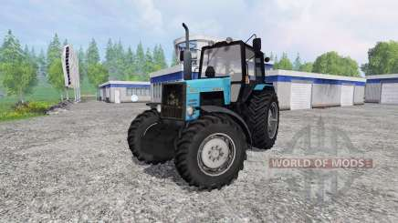 MTZ-1221.2 v3.0 para Farming Simulator 2015