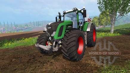 Fendt 939 Vario [edit] para Farming Simulator 2015