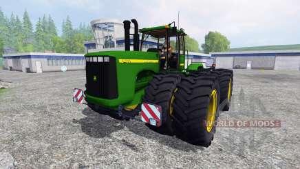 John Deere 9400 para Farming Simulator 2015