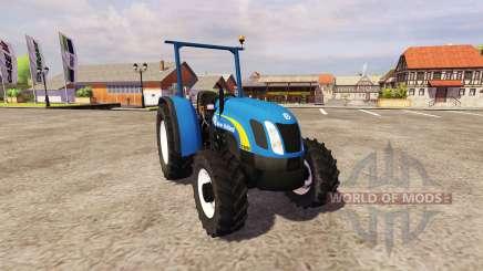New Holland T4050 Cab Less para Farming Simulator 2013