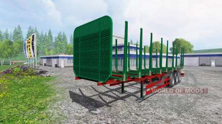 Schmitz SO1 para Farming Simulator 2015