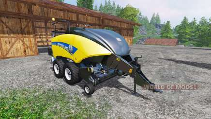 New Holland BigBaller 1290 para Farming Simulator 2015