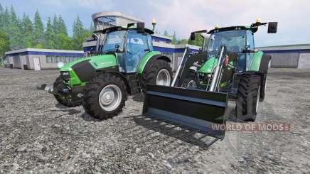 Deutz-Fahr 5130 TTV v2.0 para Farming Simulator 2015