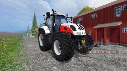 Steyr CVT 6230 [edit] para Farming Simulator 2015