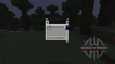 Throwing Spears [1.7.10] para Minecraft