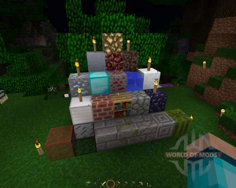 KKraft faithful [128x][1.8.8] para Minecraft