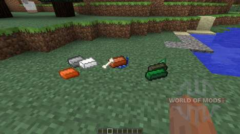 The Lord of the Rings [1.7.2] para Minecraft