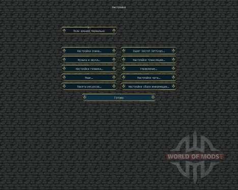 Dokucraft High: The Saga Continues [32x][1.8.1] para Minecraft