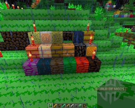 Nostalgia Emulation System [16x][1.8.1] para Minecraft