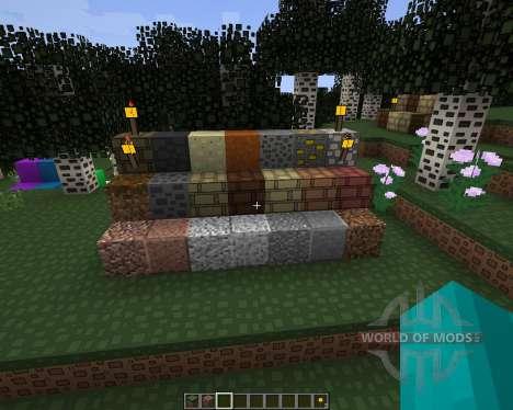 Rectangular Resource Pack [128x][1.8.8] para Minecraft
